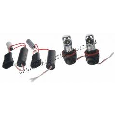Poziční světla LED BMW (H8) E92 (07-), E93 (07-), E70 (07-)