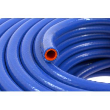 Silikonové hadice - modrá průměr 10x16 mm, délka 1 metr