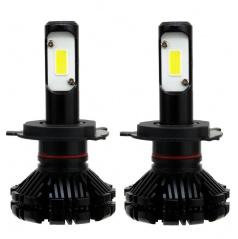 Extra silné led žárovky H4 do hlavních světlometů CX  PRO 2 ks