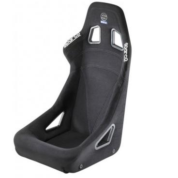 Pevná sedačka Sparco Sprint černá FIA homologace