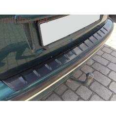 Práh pátých dveří s výstupky, 3D Carbonstyl - Škoda Fabia I. Combi/Sedan 2000-2007