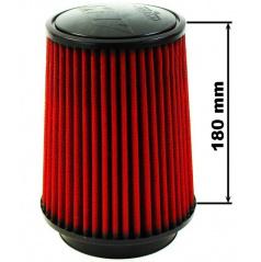 Sportovní vzduchový filtr AEM Dryflow 80-89 mm