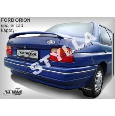 FORD ORION (90-94) spoiler zad. kapoty (EU homologace)
