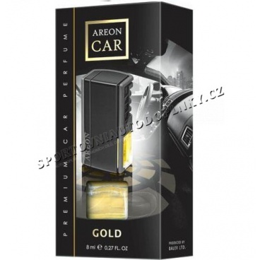 Areon CAR - GOLD BLACK EDITION