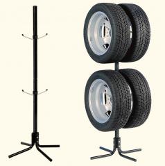 Stojan na uskladnění pneumatik II