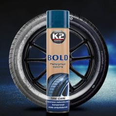 Oživovač pneumatik ve spreji  600 ml K2