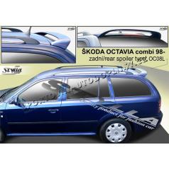 Škoda Octavia I combi spoiler zad. dveří horní (EU homologace)