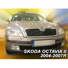 Zimní clona - kryt chladiče Škoda Octavia II 2004-2007dolní