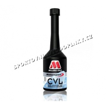 Millers CVL - přídavné aditivum do benzínu