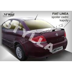 FIAT LINEA 07+ spoiler zad. kapoty
