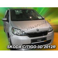 Škoda Citigo, 3/5 dveř., 2012- , zimní clona - kryt chladiče