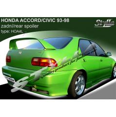 Honda Accord sedan 1993-98 zadní spoiler