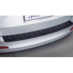 """Prah piatych dverí s výstupkami - čierny lesklý """"klavírlak"""" - Octavia III Combi Facelift, od r.v. 2017"""