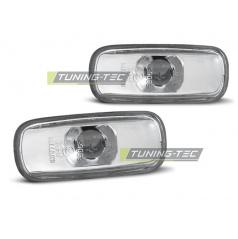 Audi A3,A4,A6,TT boční blinkry chrome (KBAU03)