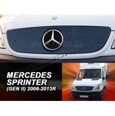 Mercedes Sprinter, 2006-2013 - zimní clona - kryt chladiče