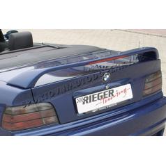 BMW E36 (řada 3) Křídlo na kufr s brzdovým světlem (limousine,coupe,cabrio)