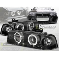 BMW E36 90-99 ANGEL EYES BLACK (LPBM04) - coupe / cabrio