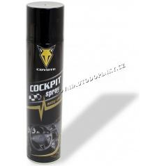 Coyote Cockpit spray matný efekt - 400 ml