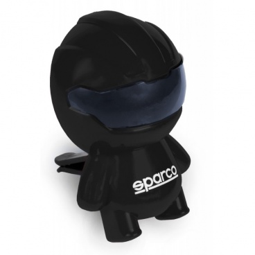 Vůně do auta - sparco Mr.Pilot XL black ice