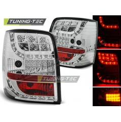VW PASSAT 3BG 2000-04 VARIANT ZADNÍ LED LAMPY CHROME LED INDICATOR (LDVW84)