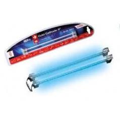 Neony do interiéru 12V modrý 2ks (2x25 cm)