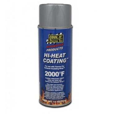 Thermoizolační spray Thermo-Tec (stříbrný) 330 ml