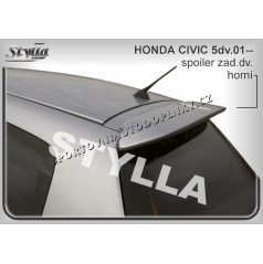 HONDA CIVIC 5D (01+) spoiler zad. dveří horní