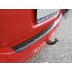 Práh pátých dveří s výstupky, 3D Carbonstyl - Škoda Fabia II. Combi / RS Combi 2008-2014