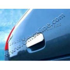 Citroen C4 - nerez chrom kryt madla zadních dveří OMSA TUNING - skladem