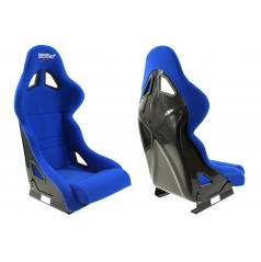 Sportovní pevná skořepina Bimarco Expert II modrá FIA homologace