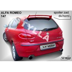 Alfa Romeo 147 01+  střešní křídlo