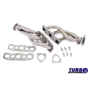 Sportovní výfukové svody TurboWorks NISSAN 350Z (americká verze)