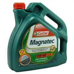 Motorový olej Castrol Magnatec 5W-40 C3 - 5 litrů