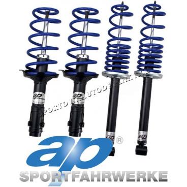 ap Sportfahrwerke sportovní pevný podvozek Audi A3