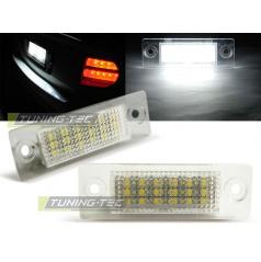 LED osvětlení SPZ - VW Touran, Jetta, Caddy, Passat, Transporter, Škoda Superb (PRVW03)
