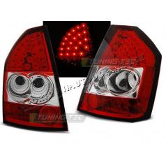 Chrysler 300C / 300 2009-10 zadní lampy red white LED (LDCH11)