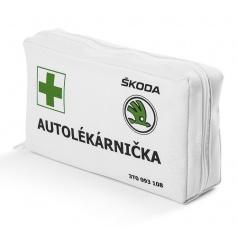 Originální autolékárnička Škoda