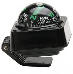 Kompas s nastavitelným úhlem uchycení