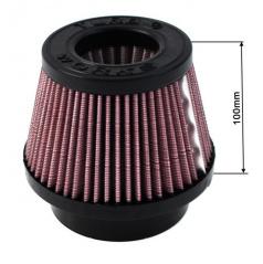 Sportovní vzduchový filtr TurboWorks průměr 80-89 mm, výška 100 mm