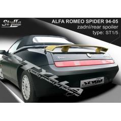 Alfa Romeo Spider 1994+ zadní spoiler (EU homologace)
