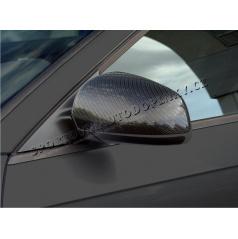 Kryty zrcátek Milotec - 3D Carbonstyl, Škoda Superb I. Facelift 09/2006–