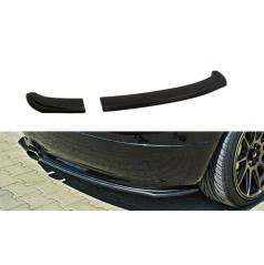 Spoiler pod zadní nárazník pro Škoda Fabia RS Mk1, Maxton Design (Carbon-Look)