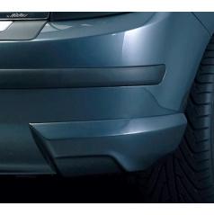 Rozšíření zadního nárazníku, černé - Škoda Fabia I. Limousine 2000-2007