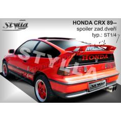 HONDA CRX 89+ spoiler zad. dveří spodní (EU homologace)