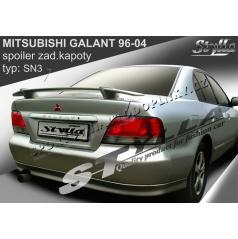 MITSUBISHI GALANT 96-04 spoiler zad. kapoty (EU homologace)