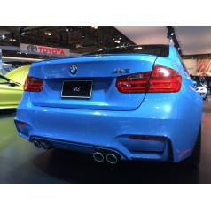 Zadní křídlo M3 pro BMW  3 (F30) na hranu kufru nalepovací