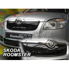 Zimní clona - kryt chladiče Škoda Roomster 5 dveř. 2006 - 2010, (horní)