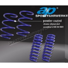 ap Sportfahrwerke sportovní snížené pružiny Fiat (Punto)