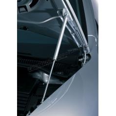 Plynová vzpěra kapoty motoru, Škoda Octavia II + Facelift