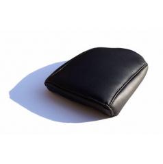 Škoda Octavia III kožený potah loketní opěrky Jumbo Box